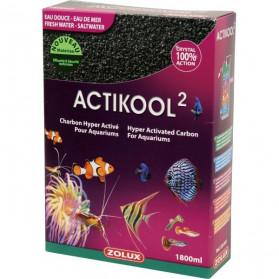 Zolux - ActiKool - 600ml - Hyperactive Coal