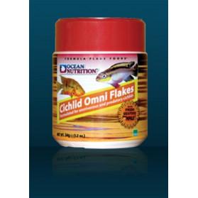 Ocean Nutrition Cichlid Omni Flake 34g