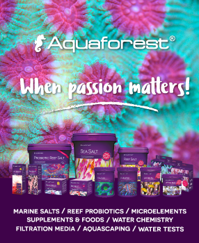 AquaForest products and accessories